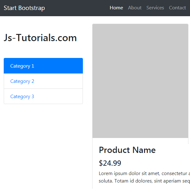 How to Convert Bootstrap 4 theme into Angular 4 Layout
