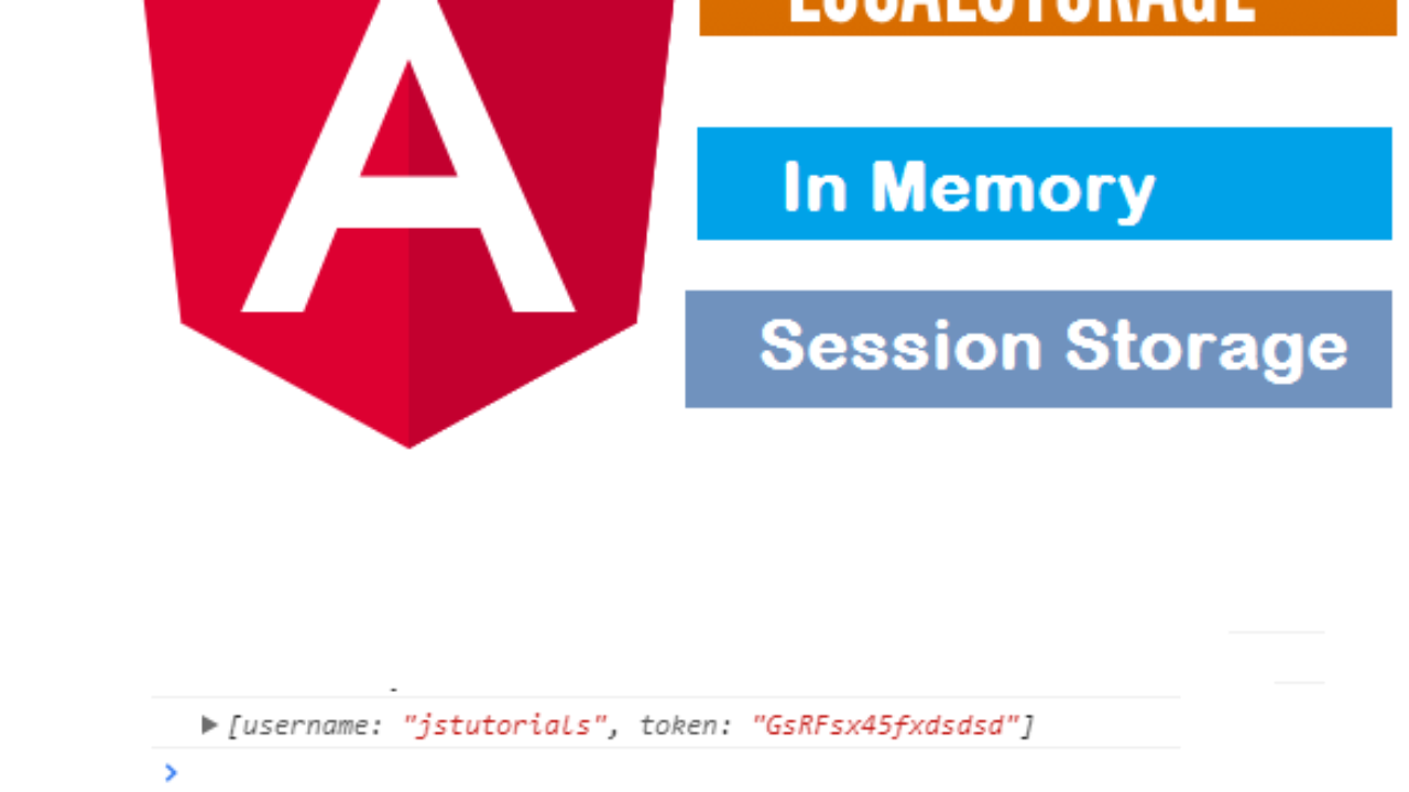How to Use LocalStorage and SessionStorage In Angular 4