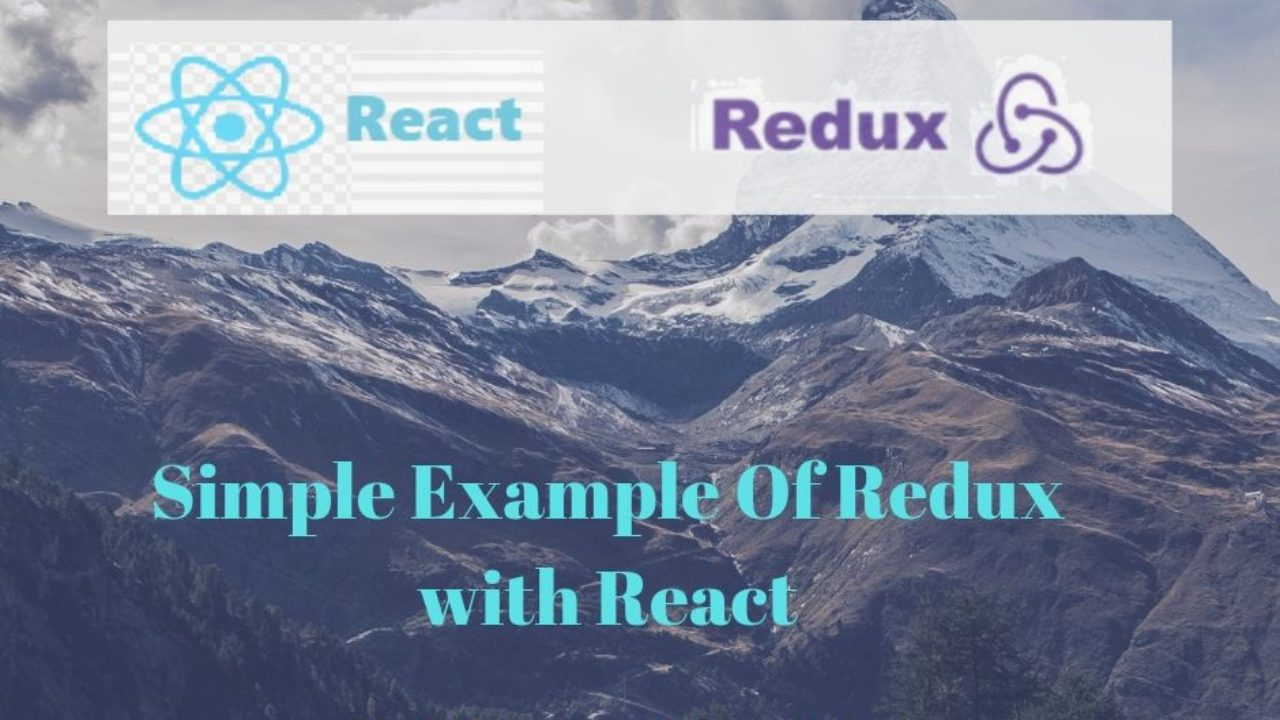Getting Started With React Redux Using React